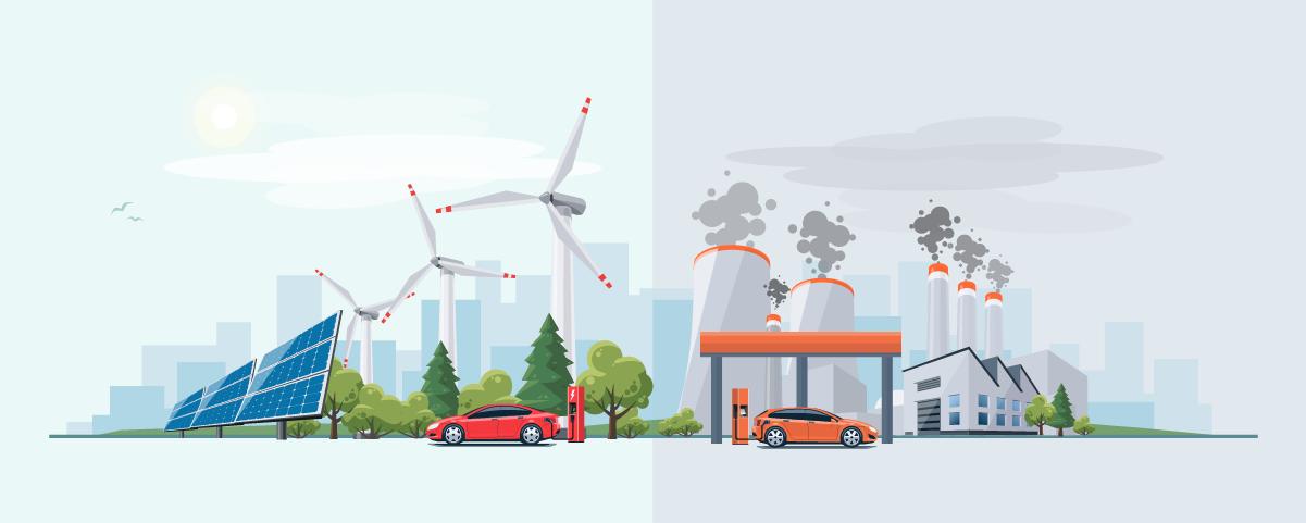 ¿Gasolina, diésel, eléctrico o híbrido?